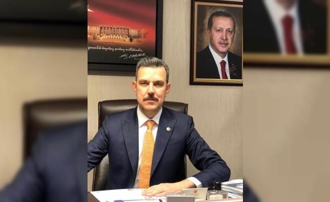 Dostluk Grubu Başkanı Esgin'den Filistin diplomasisi