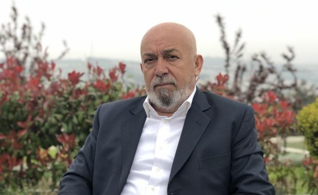 Ekrem Pamuk, Bursaspor başkan adaylığından vazgeçti