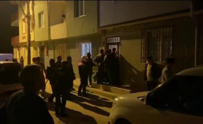 İnegöl'de polise saldırı!