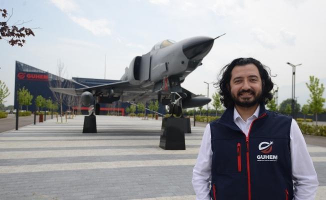 Phantom II uçağı GUHEM'de