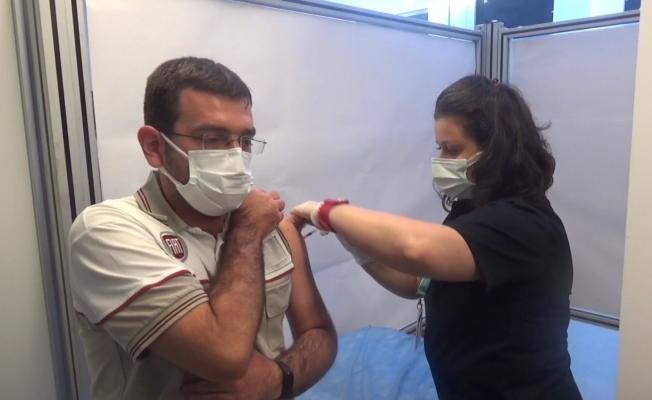Bursa'da aşı seferberliği