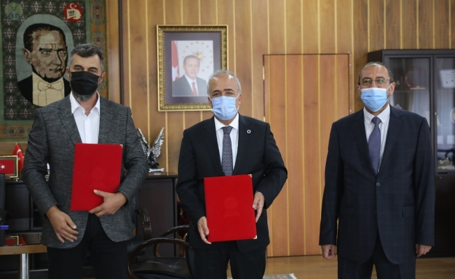 Bursa'daki veriler Erzurum'da yedeklenecek
