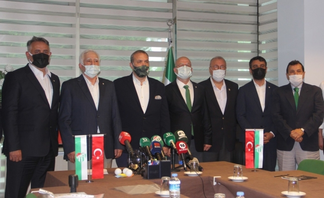 Bursaspor'un yeni başkanı belli oluyor