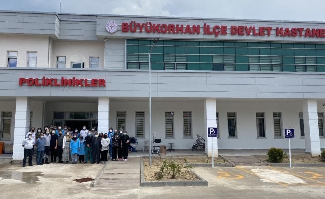 Büyükorhan Devlet Hastanesi hizmete girdi