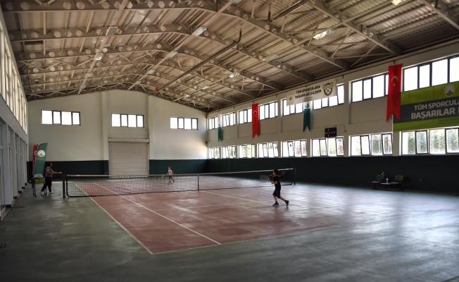 Osmangazi'de spor zamanı