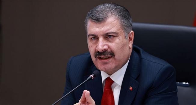 Sağlık Bakanı Koca'dan Biontech aşı açıklaması!