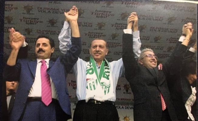 AK Parti eski milletvekili Ali Koyuncu son yolculuğuna uğurlandı