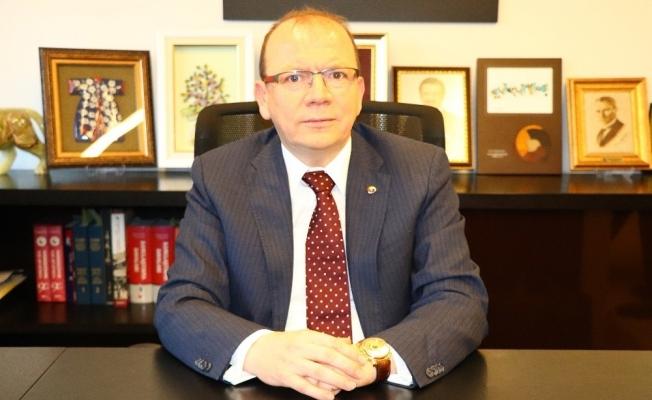 Bursa Ticaret Borsası Başkanı Matlı'dan Basın Bayramı mesajı