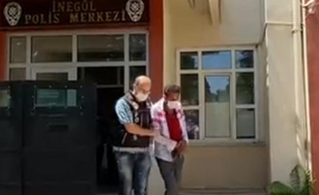 Bursa'da 2.6 kilogram uyuşturucu ele geçirildi