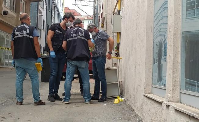 Bursa'da esrarengiz patlama sonucu 1 kişi yaralandı