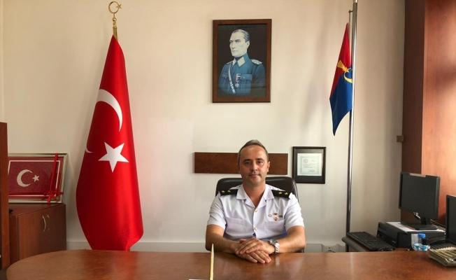 Jandarma Komutanlığına Aktaş vekâlet edecek