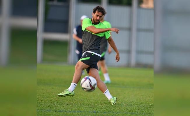 Bursaspor'da Eyüpspor maçı hazırlıkları tamamlandı
