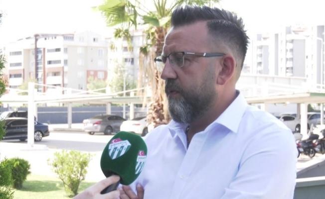Bursaspor'un yeni sezon formalarıyla ilgili açıklama