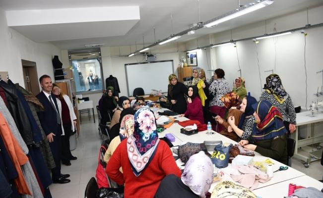 İnegöl'de kültür sanat kursları başlıyor