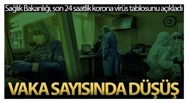 Son 24 saatte korona virüsten 101 kişi hayatını kaybetti