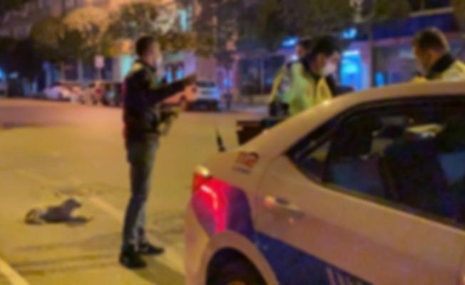 Alkollü, ehliyetsiz ve korona olan sürücü polisleri şaşırttı