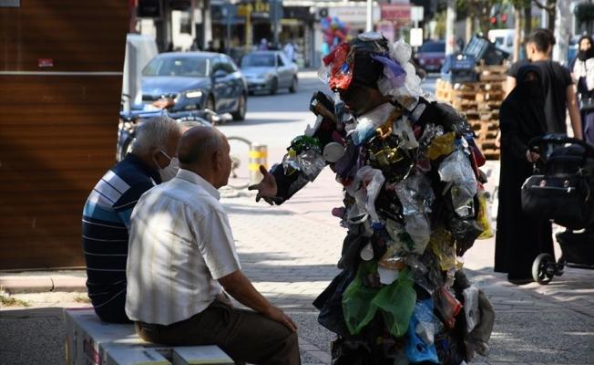 İnegöl'de Çöpler Dile Geldi, Vatandaş Şaştı Kaldı