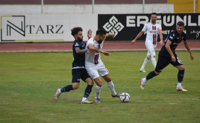 İnegölspor-Hekimoğlu Trabzon: 0-0