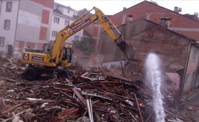 Şehir merkezi kamulaştırmalarla nefes alıyor