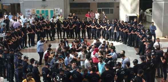 38 Polisin Serbest Bırakılmasına 167 Sayfalık Itiraz