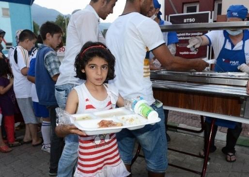 Btso İftar Sofraları Ramazan Ayında 120 Bin…