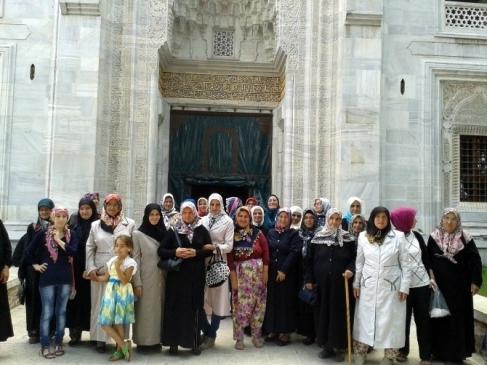 Mudanya Belediyesi Kadınlara Bursa'nın Tarihi…