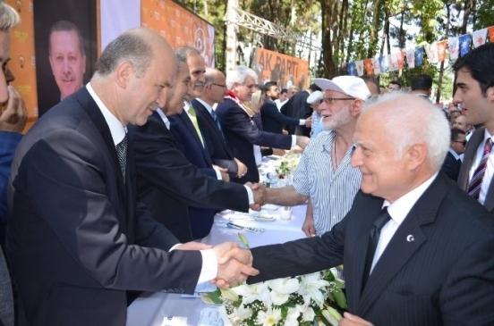 Ak Parti Bursa İl Başkanı Cemalettin Torun: