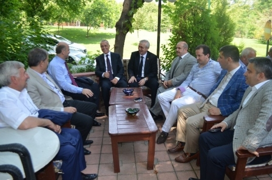 Bursa Ak Parti İl Başkanı Cemalettin Torun: