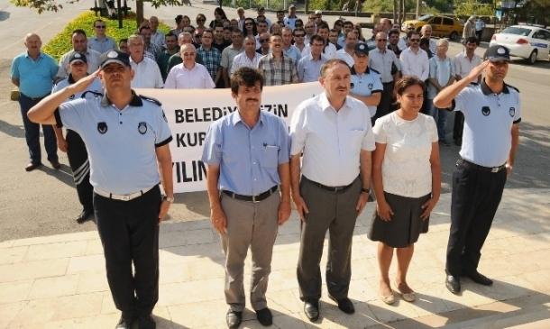 Mustafakemalpaşa Belediyesi 133 Yaşında