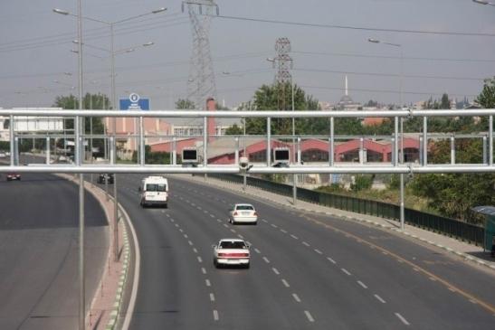 Bursa'da Mobese Kameraları Para Bastı...