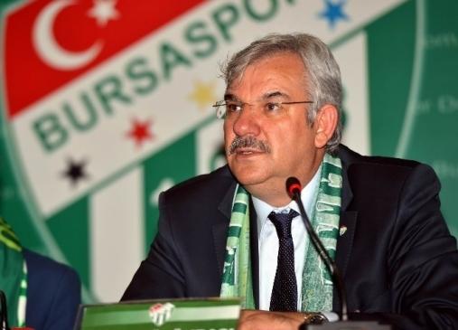 Bursaspor'dan Umut Bulut Açıklaması
