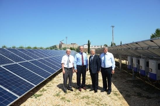 Yeşil Bursa'da Yeşil Enerji