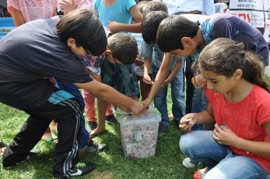 Posofluların Seyranı Gazze'ye Yardım Kampanyasına…