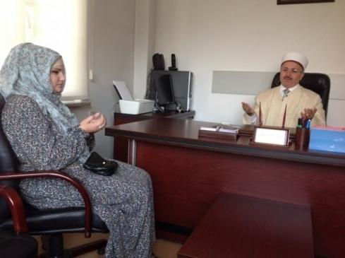 Turist Olarak Geldiği Bursa'da Müslüman Oldu