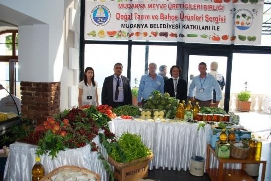 Meyve Üreticilerine Danışmanlık Hizmeti