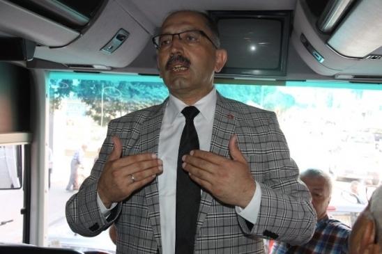 Ak Parti'den Gurbetçi Vatandaşlara Oy Kullanma…