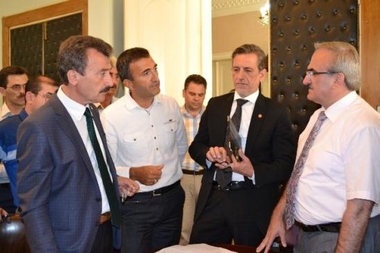 Yenişehir Osb Yatırımcı Bekliyor