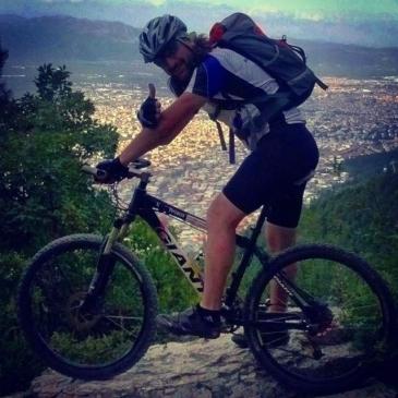 Bisikletle Teleferiğe Binenler Dikkat