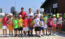 Minik Tenisçilerin Büyük Mücadelesi