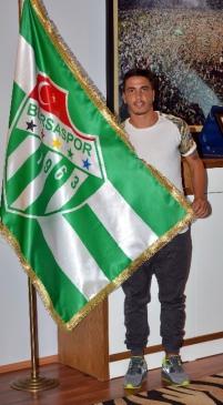 Bursaspor'un Porto'dan Transferi Josue'den İddialı…