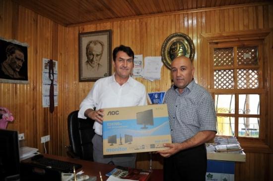 Osmangazi Belediyesi'nden Muhtarlara Teknolojik…