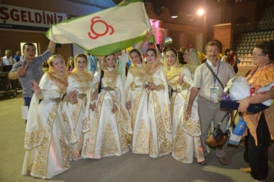 Orhangazi'de Dede Korkut Festivali