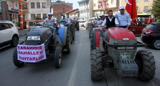 Gürsu'da Armut Festivali Coşkusu