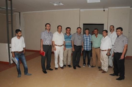 M. Kemalpaşa'ya Modern Hastane