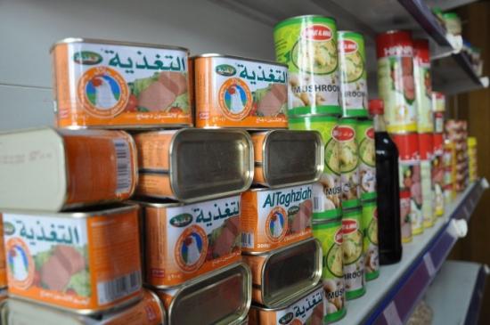 (özel haberi) Suriyeli Tornacı İnegöl'de Market…