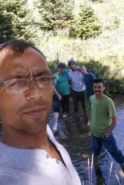 Uludağ'da 5 Kişi Softaboğan Altındaki Sarplarda 20…