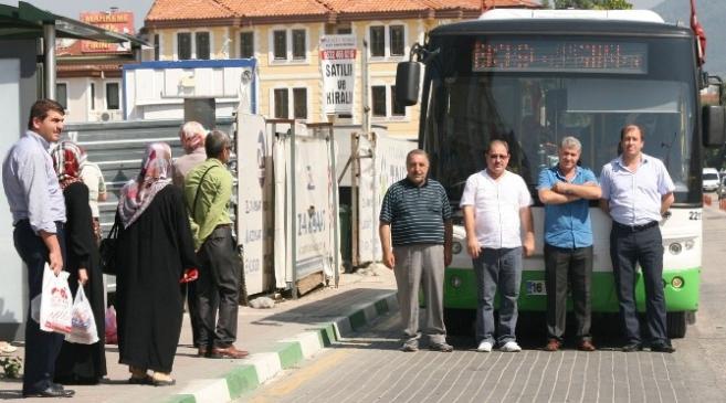 Bursa Yeni Otobüslerine Kavuştu