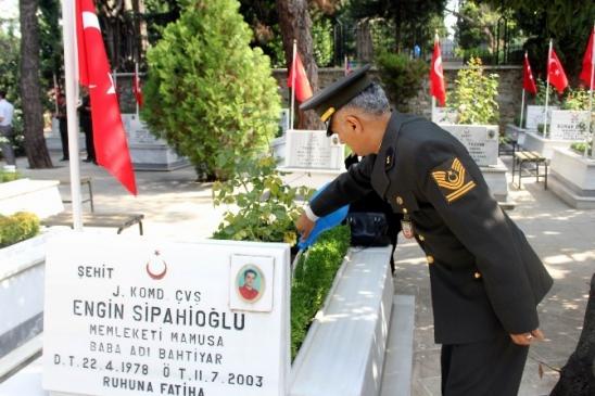 Şehit Aileleri Türk Silahlı Kuvvetleri Şeref…