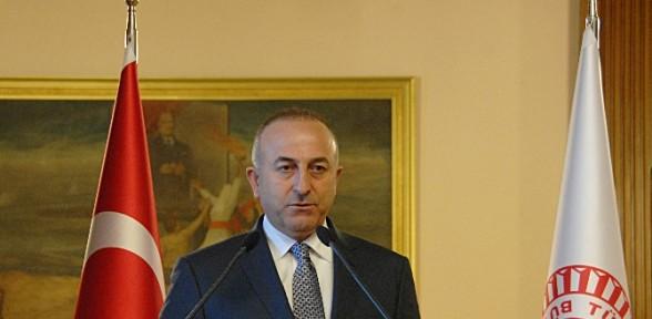 ABD heyeti Çavuşoğlu'nun konuğu oldu