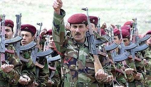 Ab'den Kürtlerin Silahlandırılmasına Yeşil ışık
